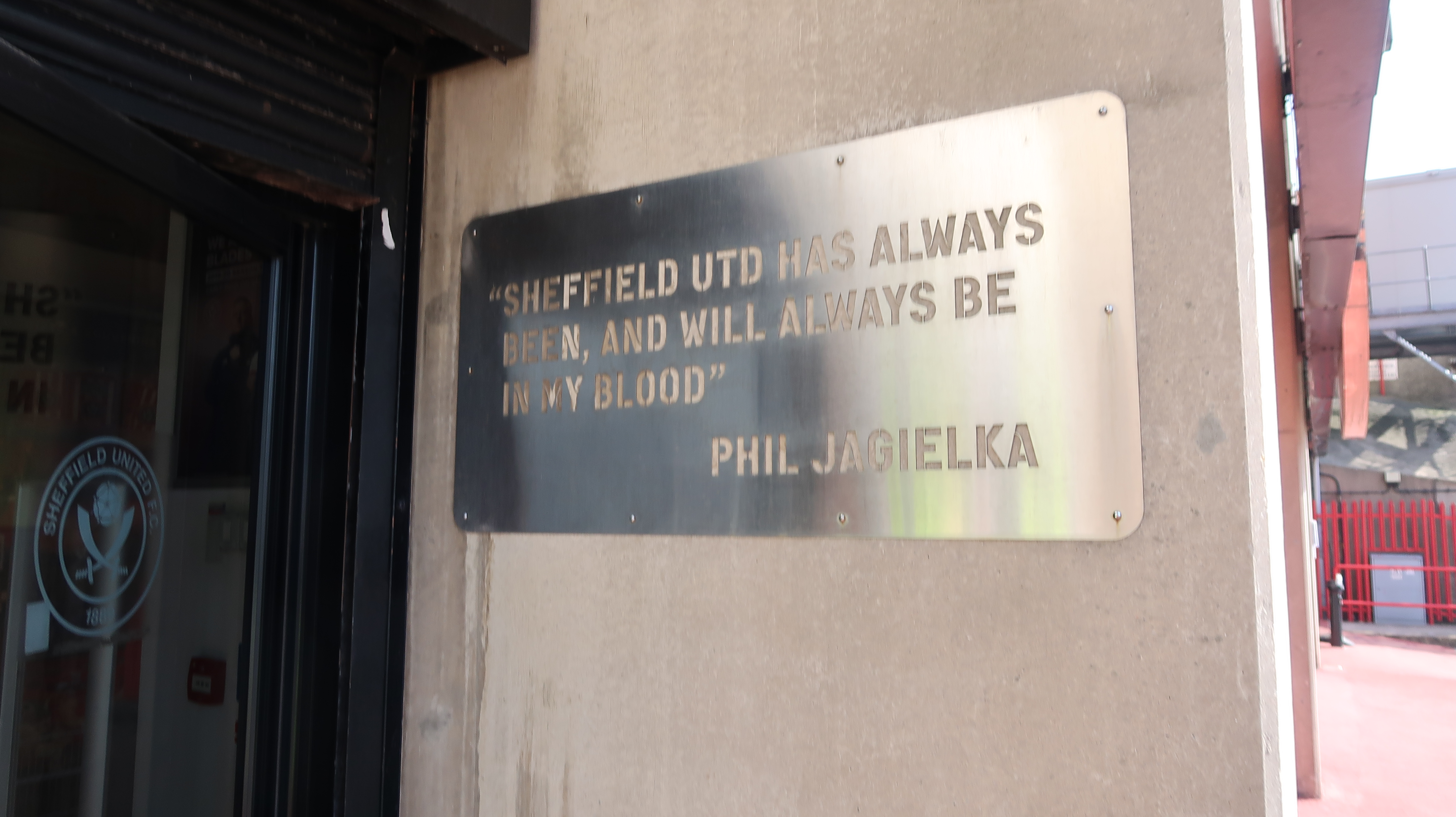 Jags is a United legend
