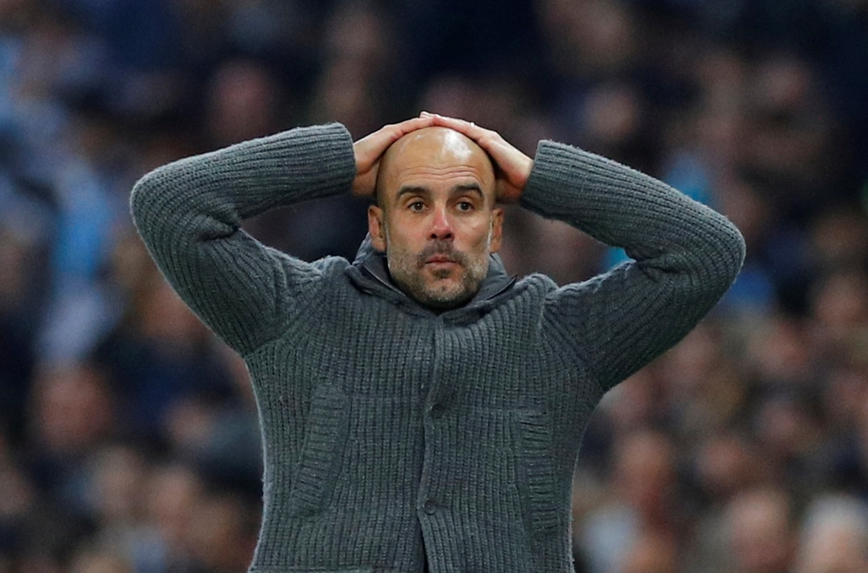 Any regrets, Pep?