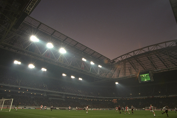 The Amsterdam Arena in all its glory