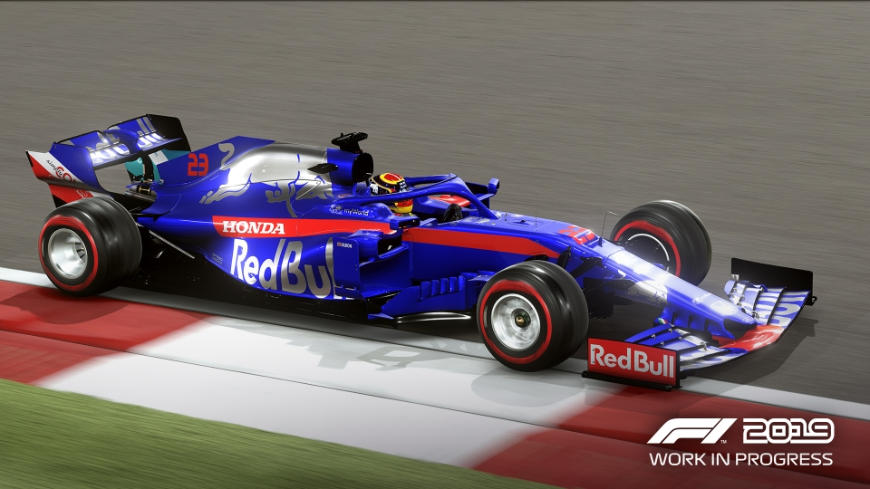 F1 2019: the lines between virtual racing and real life have