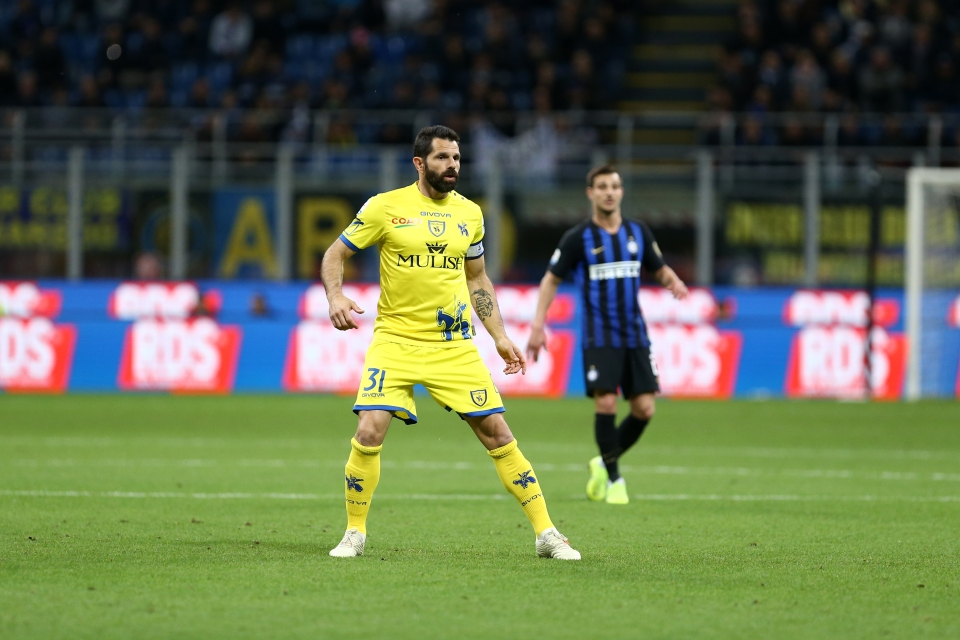 Chievo hero