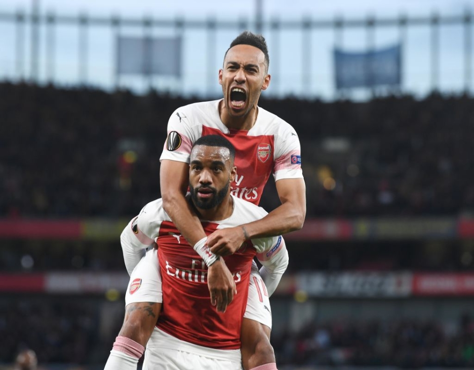 They've carried Arsenal and even each other
