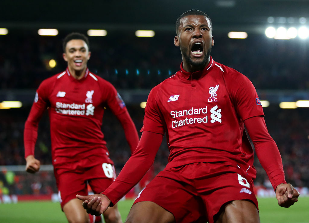 The Premier League brought forward Liverpool and Spurs' games before their Champions League semi-final second legs
