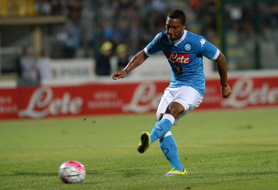 De Guzman's Napoli career was  practically over as Sarri's began