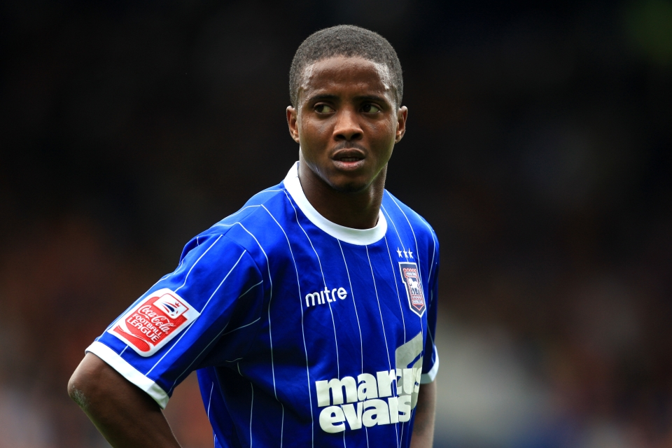 The striker also played for Ipswich between 2008-2011