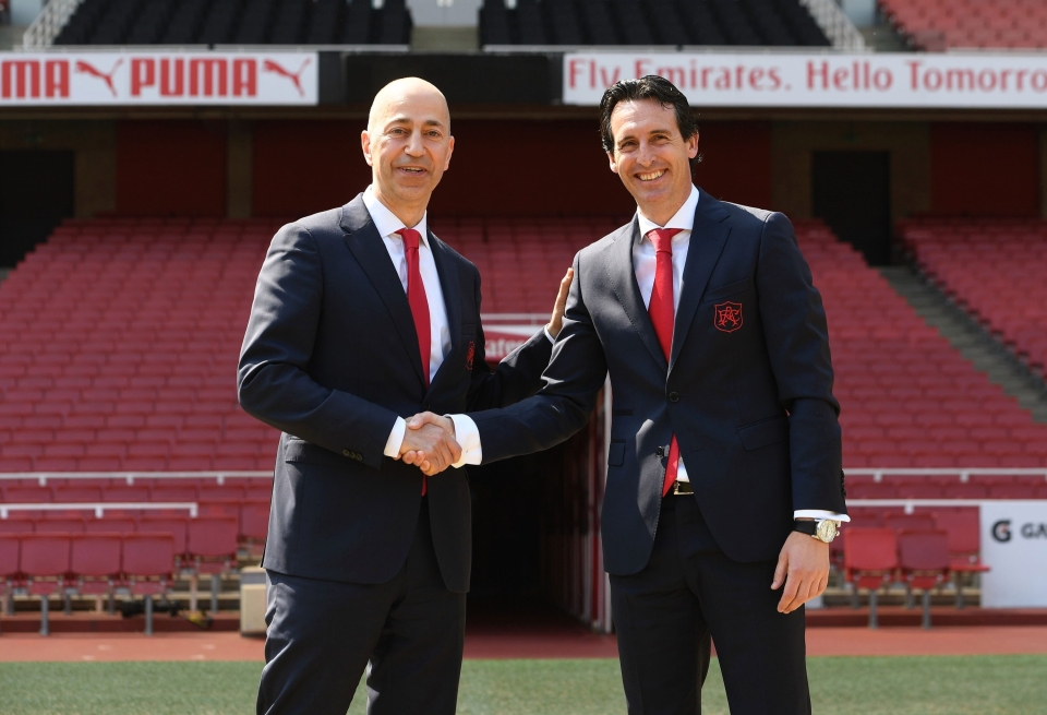 You can't see the knife in Emery's back