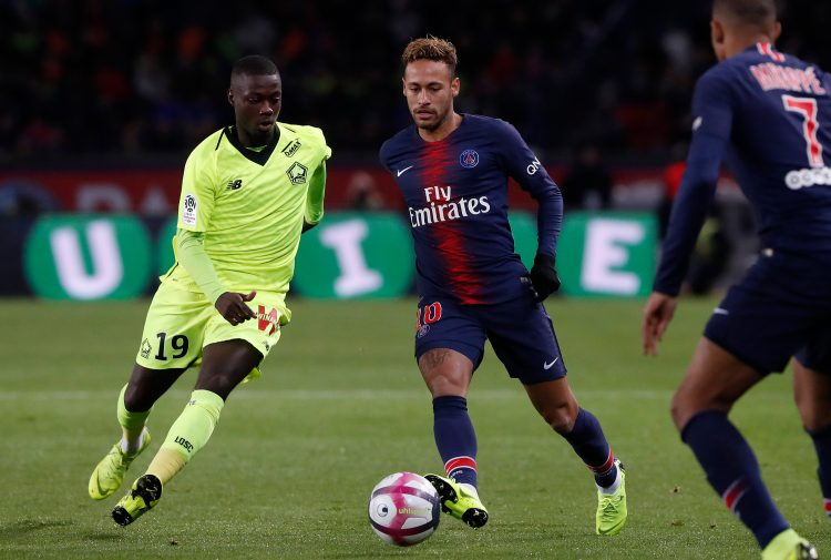 One is the most exciting winger in Ligue 1, the other is Neymar