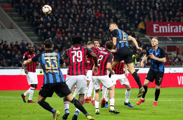 Inter and Milan both have European heritage