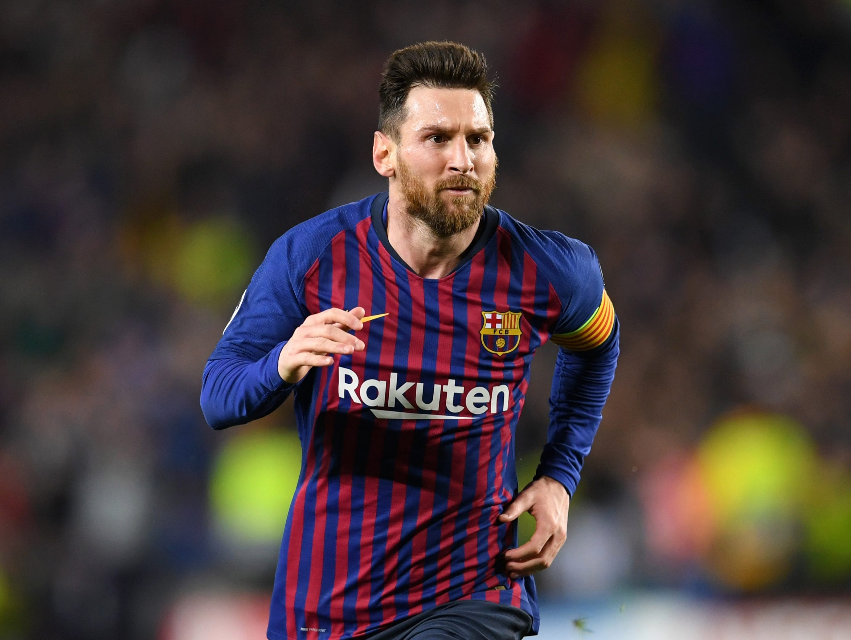 Just the 48 goals for Barca this season