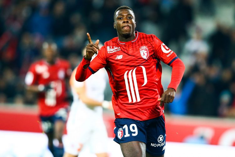 Nicolas Pepe is going to be a wanted man this summer