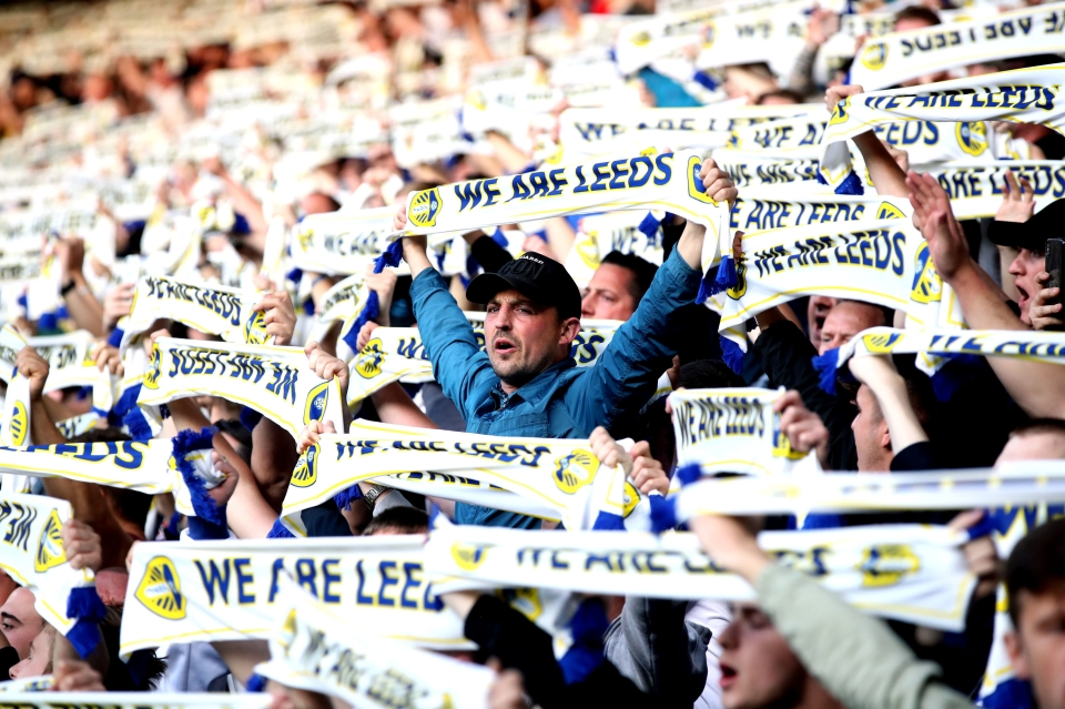 Leeds lost their biggest game in 15 years
