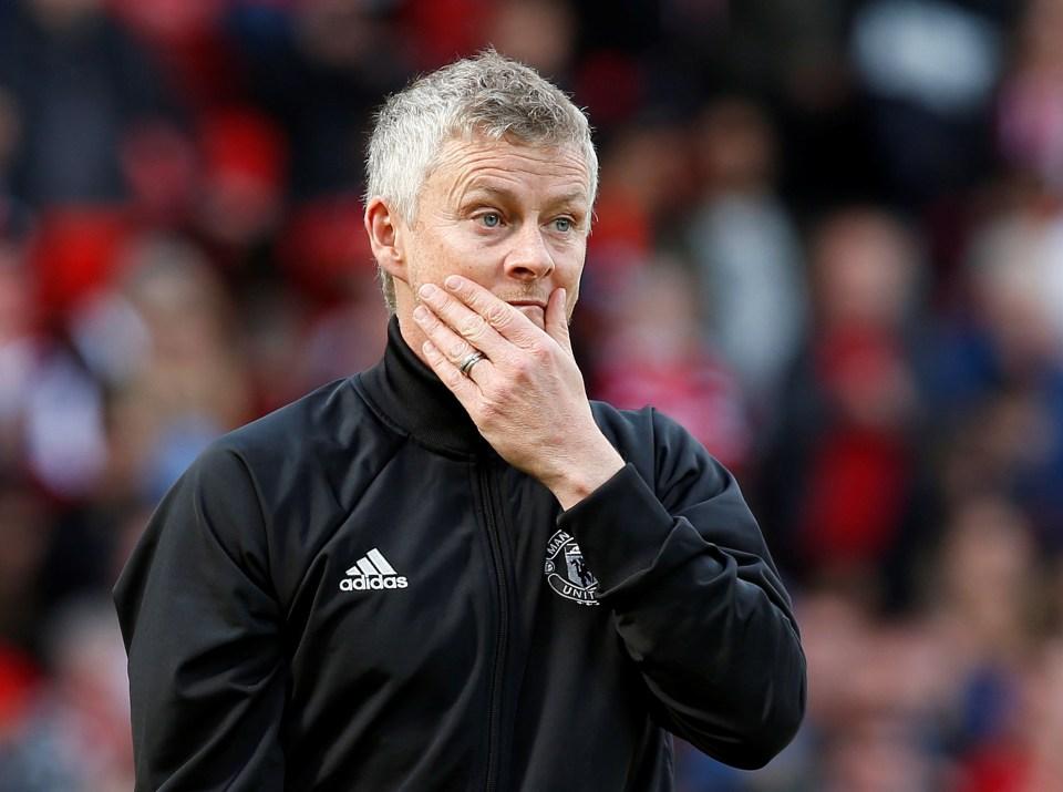 Ole Gunnar Solskjaer has genuine problems to address before next season