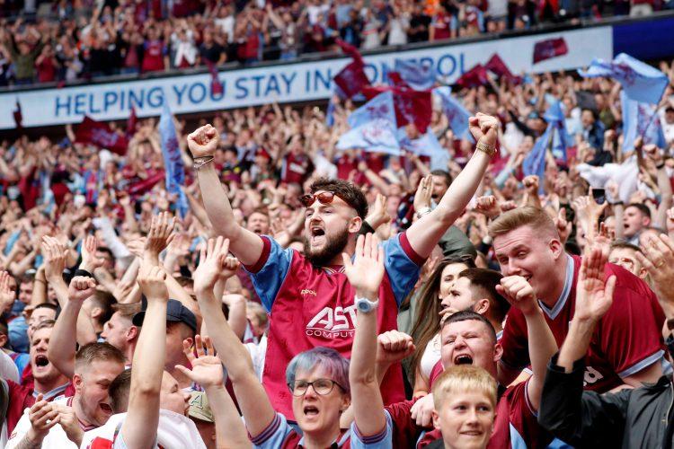 They're Premier League fans now