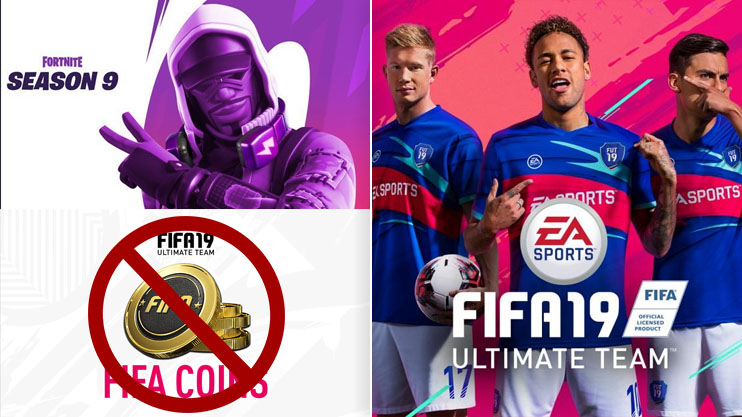 FIFA and Fortnite could be banned under proposed US 'loot