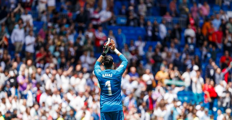 Say goodbye Keylor