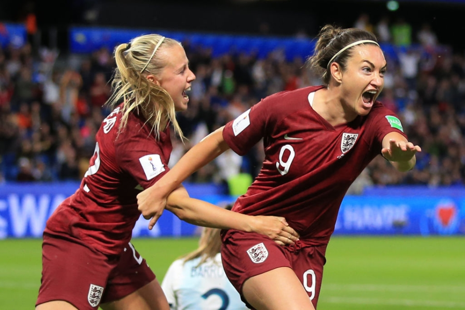 The Lionesses are in a great position to top the group