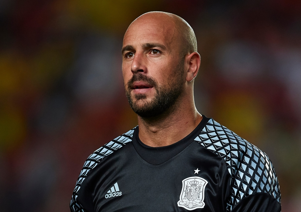 Reina was solid when called upon