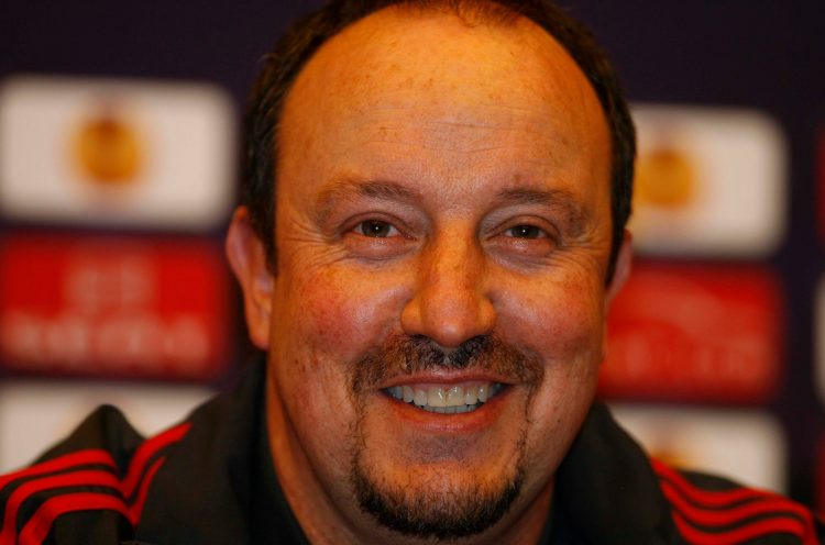 Before Pep's rotation, there was Rafa's