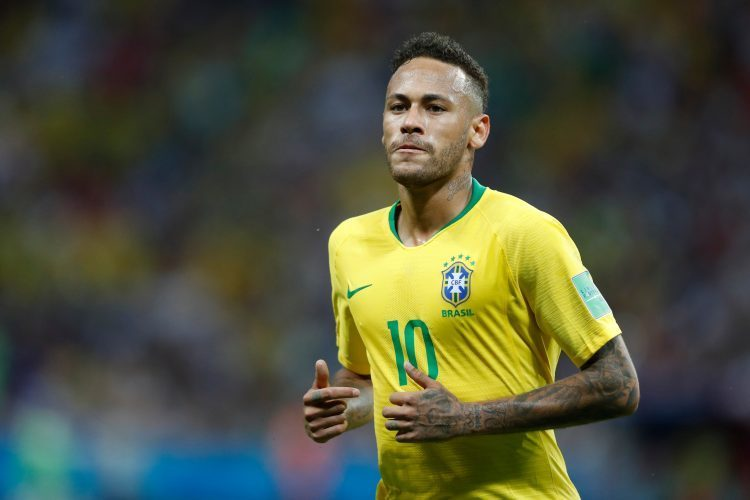 Neymar has 60 goals and 40 assists in his 97 games for Brazil