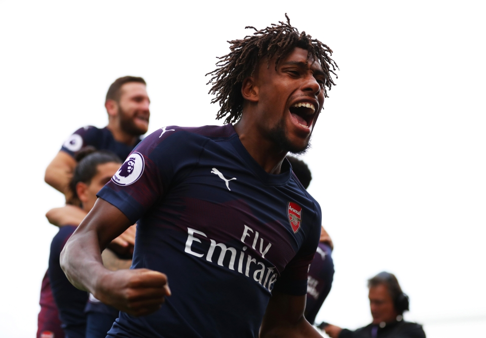 Fans have had their patience tested to the extreme with Iwobi