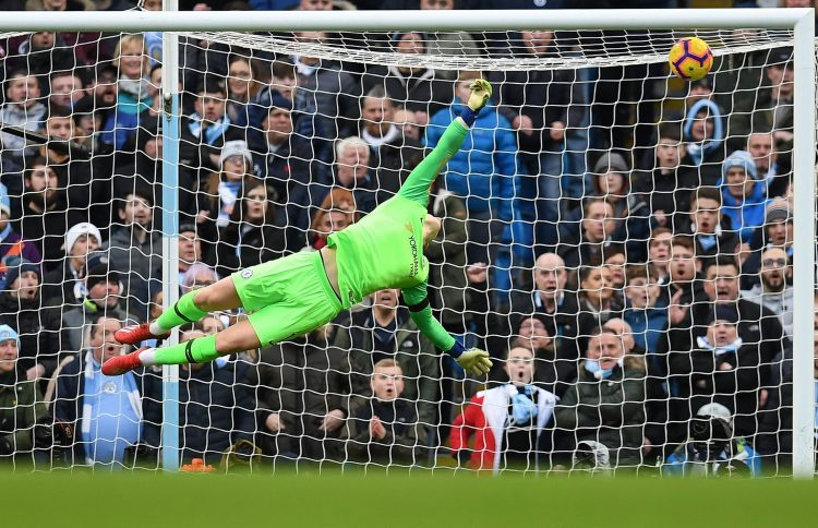 One of six Kepa let in against Man City