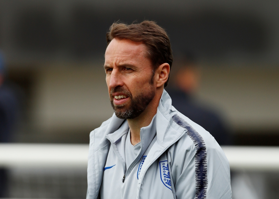 Southgate could become only the second English coach to win a major trophy