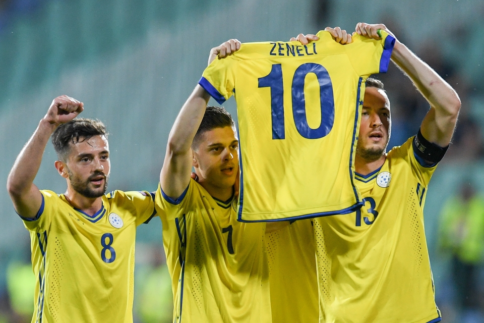 Kosovo are on the rise
