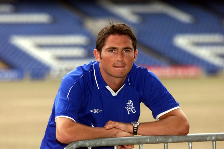 Lampard has played with some Chelsea players and managed others