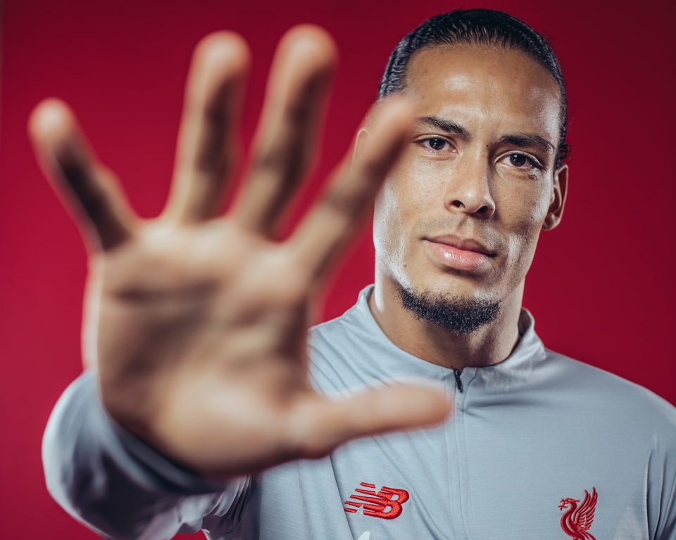 What Premier League strikers see when they close their eyes