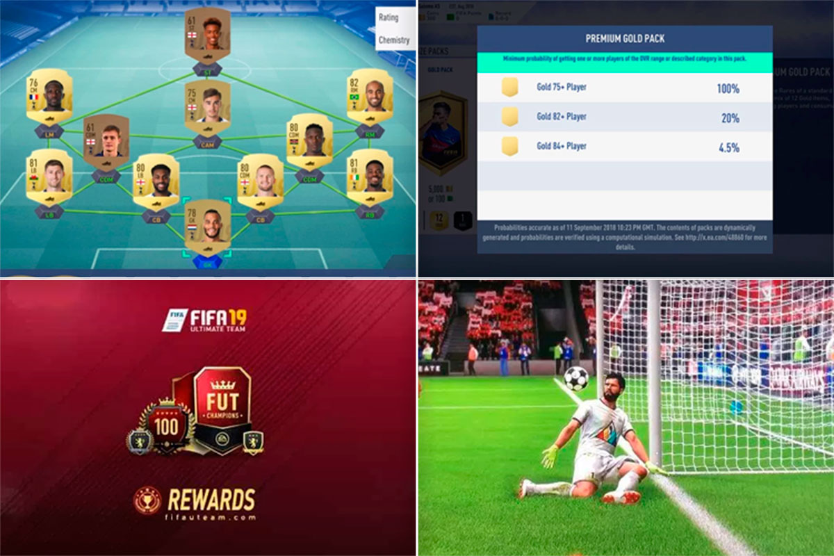 Fifa 19 Squad Battles Rewards fifa 20: 8 changes we want to see to ultimate team