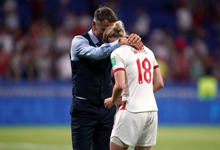 It was ultimately heartbreak for The Lionesses