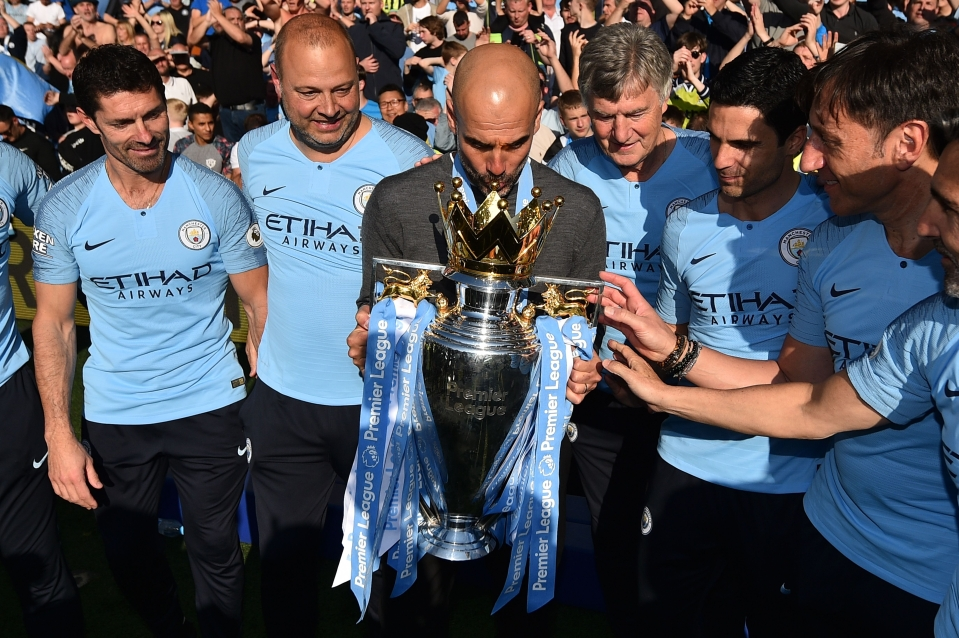 Do you fancy yourself to be the next Pep?