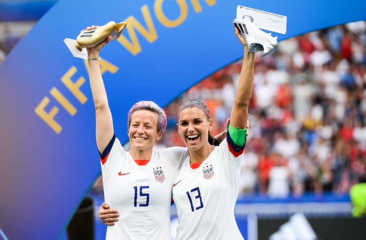 These two have done so much for the women's game
