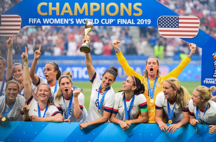The USA went home as deserving champions