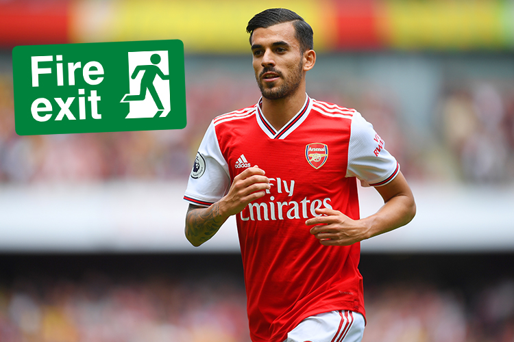 new product c7d36 1af17 Watching Dani Ceballos could be a bittersweet experience for ...
