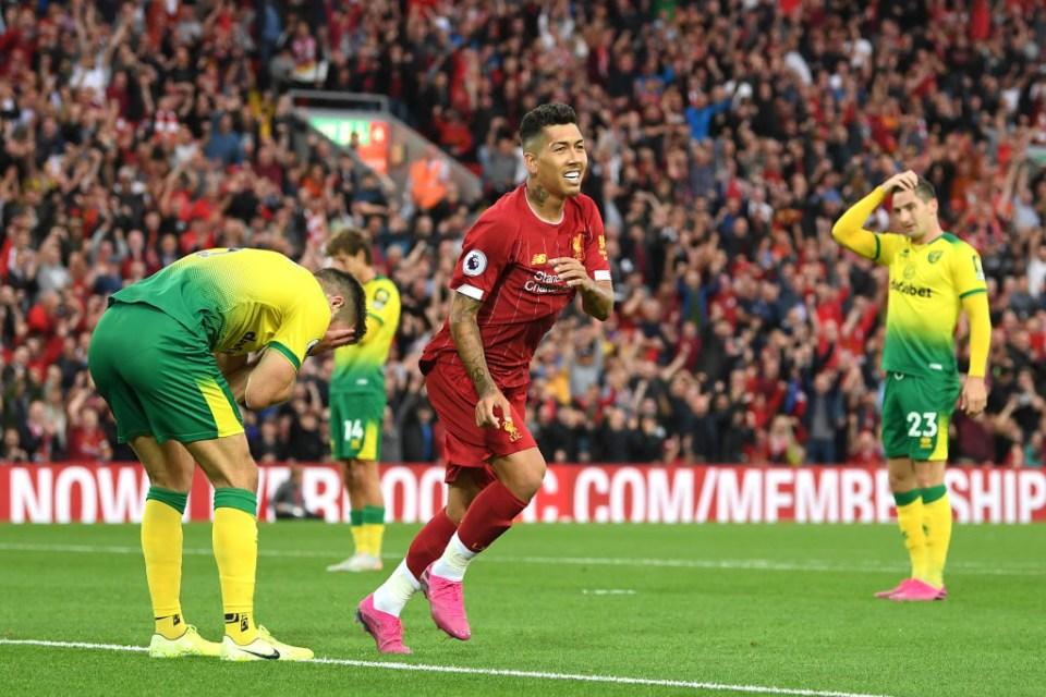 New season, same Liverpool