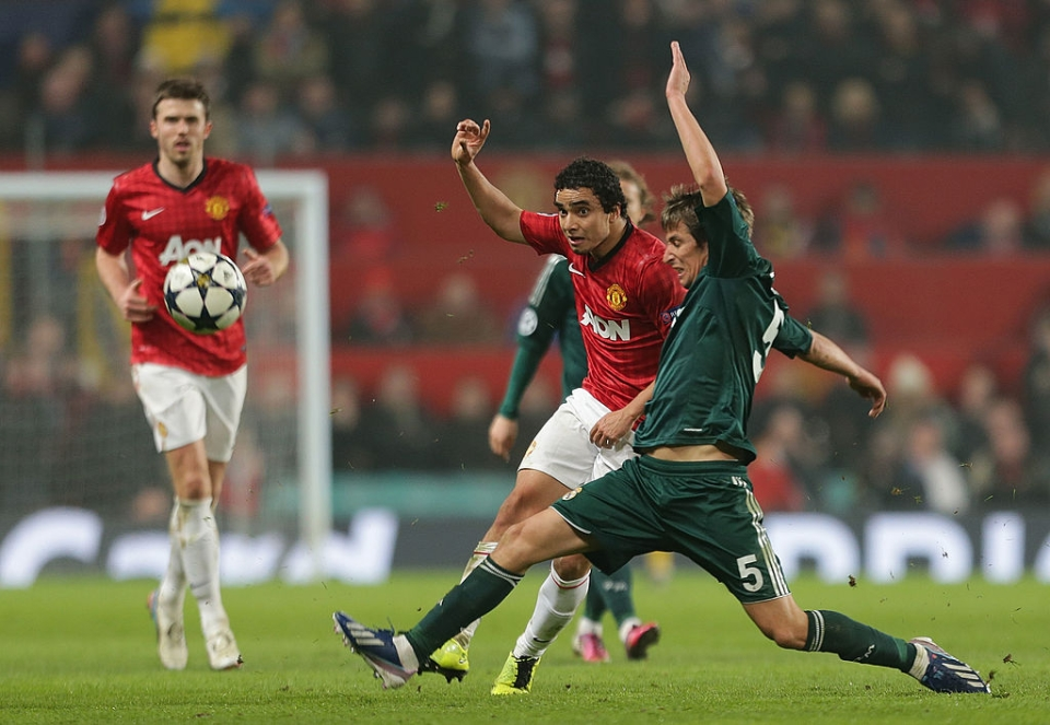 This is actually Rafael but just pretend it's Fabio