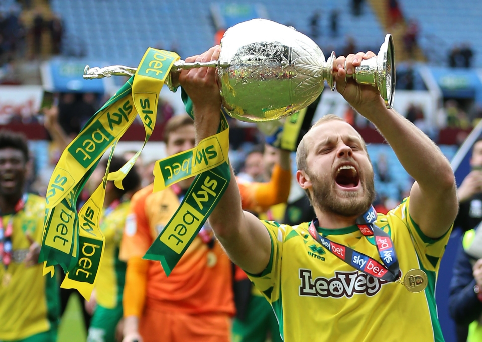 Pukki was an instant success in last season's Championship campaign – but will he enjoy similar returns in the Premier League?