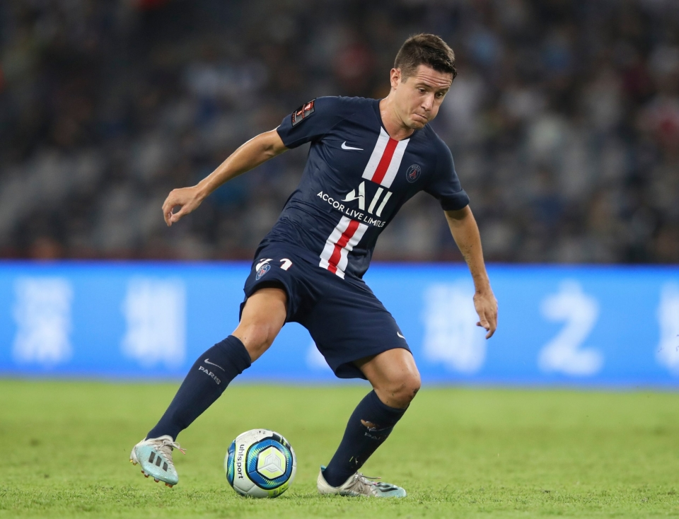 PSG need more scrappers like Herrera