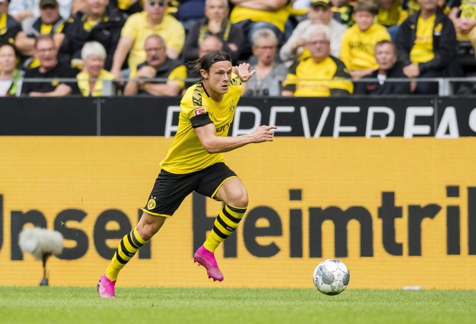 Schluz is Germany's starting left back