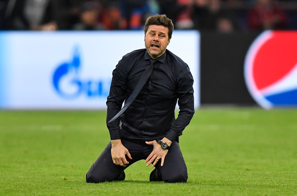 Poch being told he has to stay another year