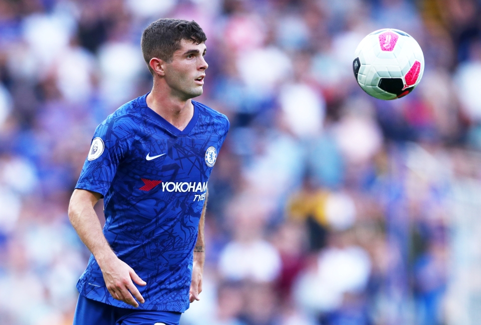 Pulisic leads the way for young Americans