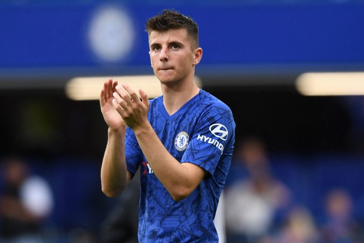 Mount has been one of Chelsea's stars this season