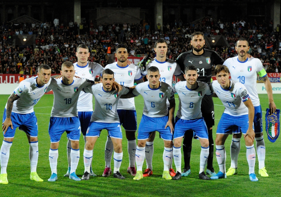 Italy are on the rise again, following their failure to reach the 2018 World Cup
