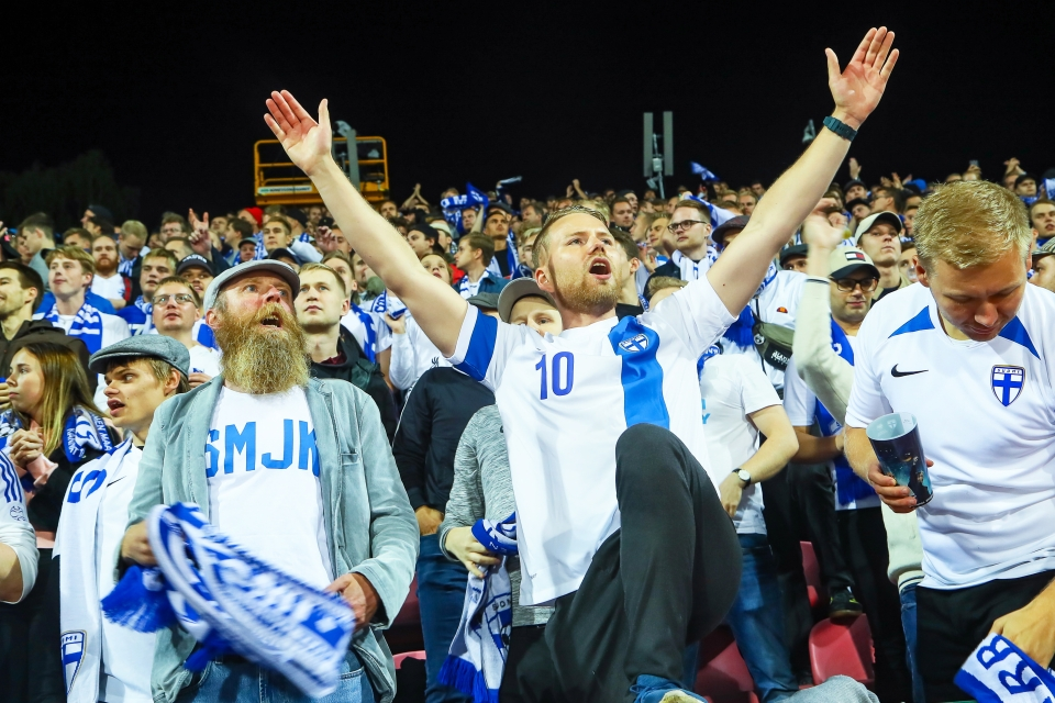 The future looks bright for the Finns