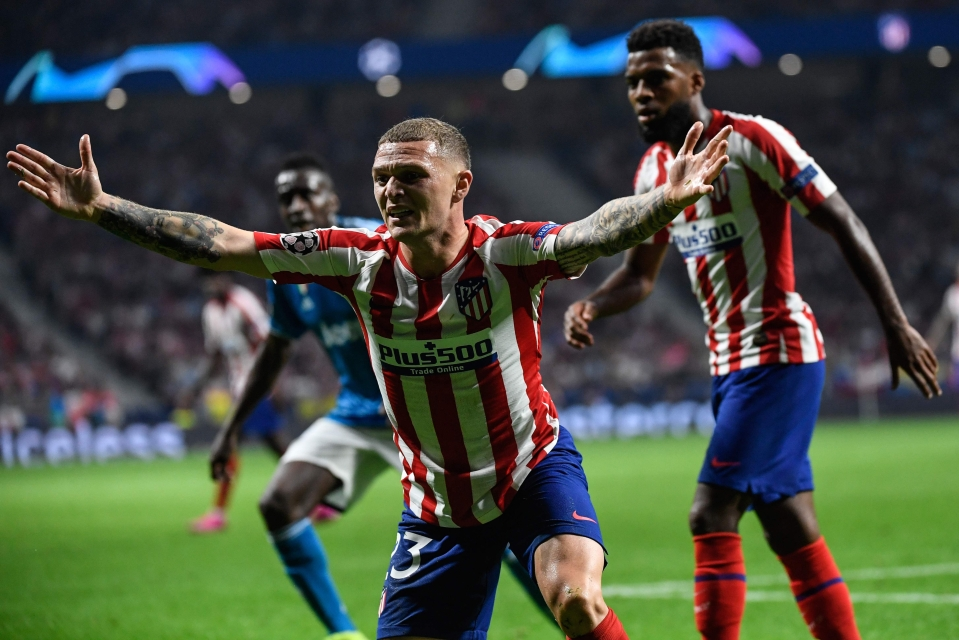 In action against Juve