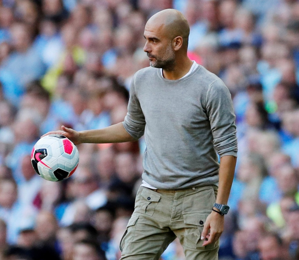 """""""WTF is Pep doing?"""" says a teenager from Chorley"""