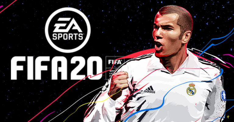 Zinedine Zidane is an Icon on FIFA 20