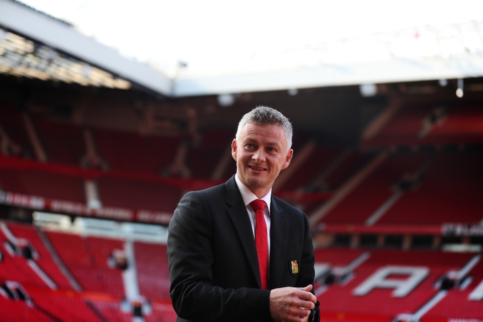Ole's appointment hasn't exactly gone to plan