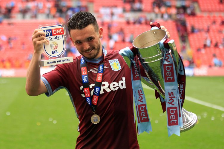 John McGinn and the Holy Grail